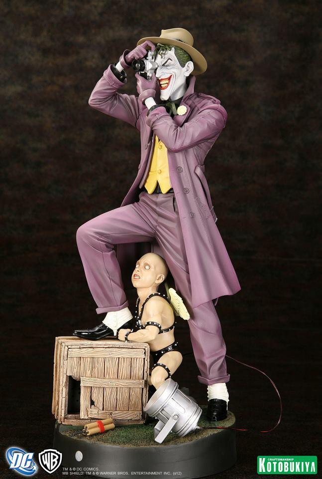 Batman The Killing Joke : The Joker DC_Comics_Batman_The_Killing_Joke_The_Joker_ARTFX_Statue_3