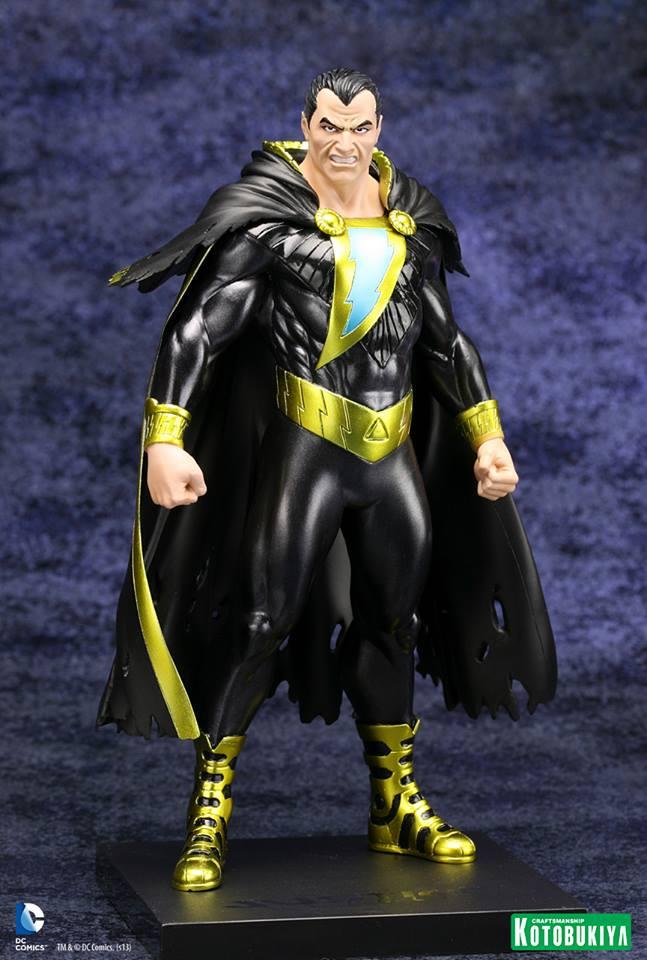 NEW 52 : Black Adam DC_Comics_Black_Adam_New_52_ARTFX__Statue_1