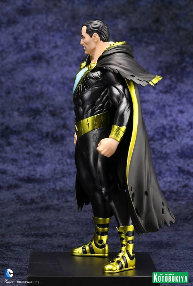 NEW 52 : Black Adam DC_Comics_Black_Adam_New_52_ARTFX__Statue_3