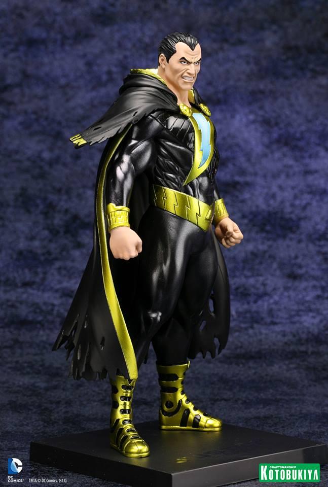 NEW 52 : Black Adam DC_Comics_Black_Adam_New_52_ARTFX__Statue_8