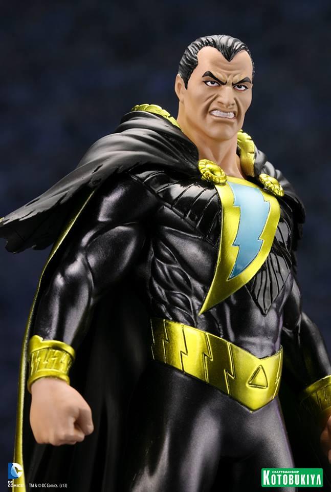 NEW 52 : Black Adam DC_Comics_Black_Adam_New_52_ARTFX__Statue_9