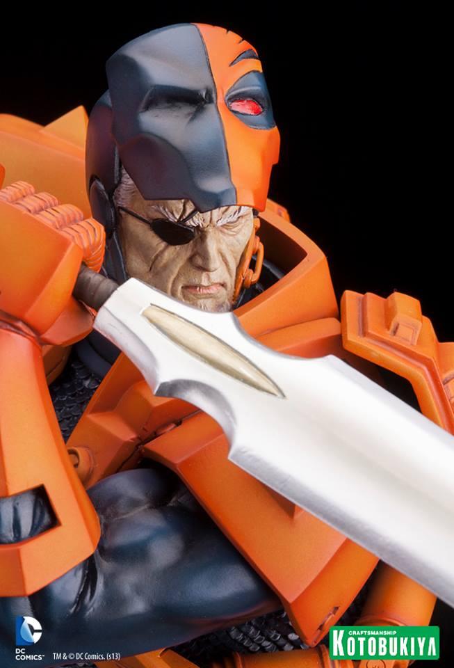 NEW 52 : Deathstroke DC_Comics_Deathstroke_New_52_ARTFX_Statue10