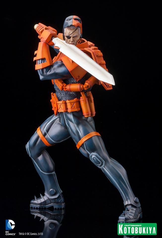 NEW 52 : Deathstroke DC_Comics_Deathstroke_New_52_ARTFX_Statue2