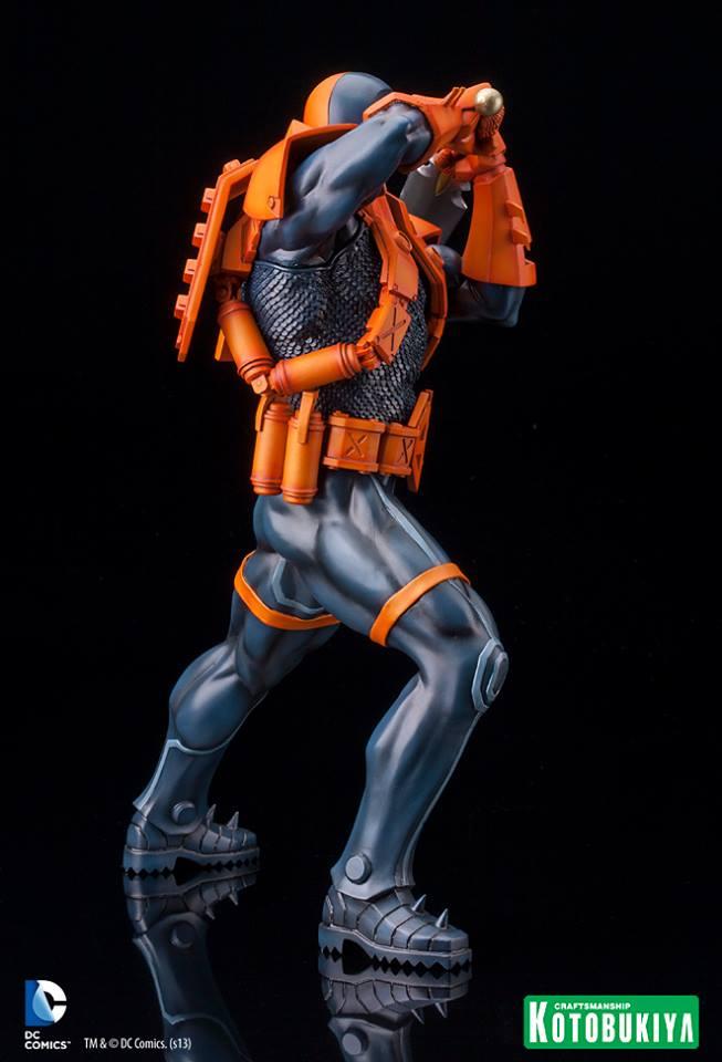NEW 52 : Deathstroke DC_Comics_Deathstroke_New_52_ARTFX_Statue5