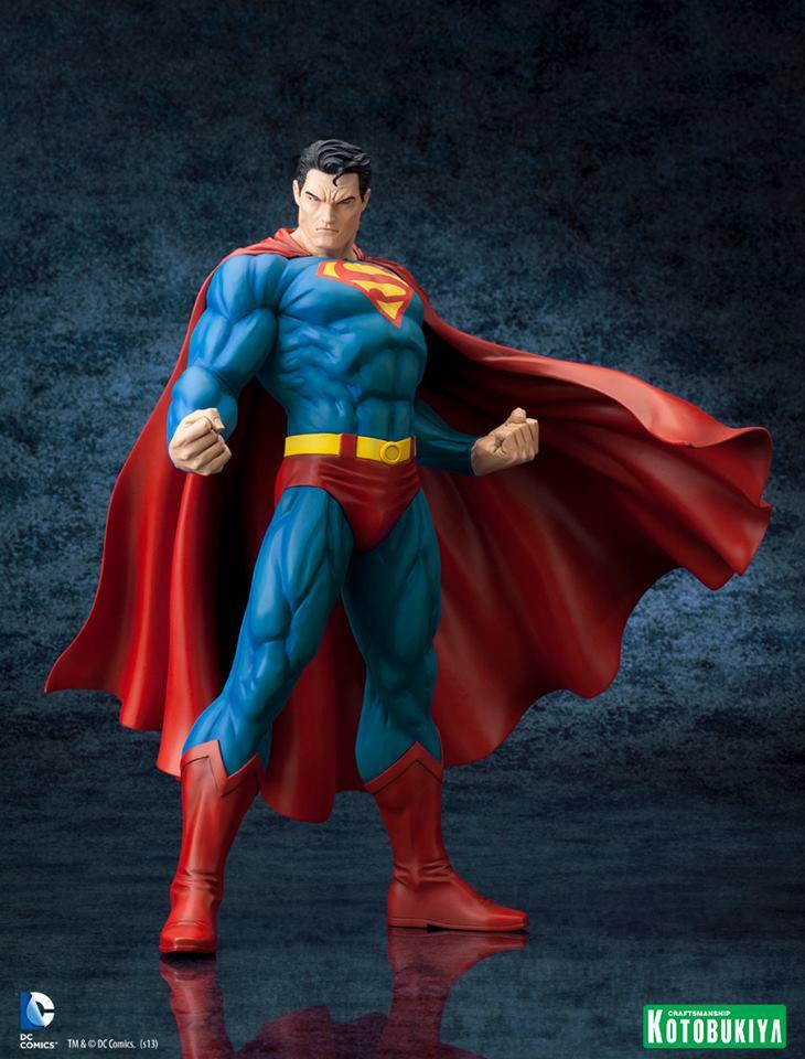 SUPERMAN FOR TOMORROW ARTFX STATUE DC_Comics_Superman_For_Tomorrow_ARTFX_1