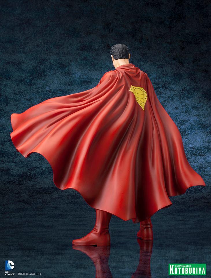 SUPERMAN FOR TOMORROW ARTFX STATUE DC_Comics_Superman_For_Tomorrow_ARTFX_8