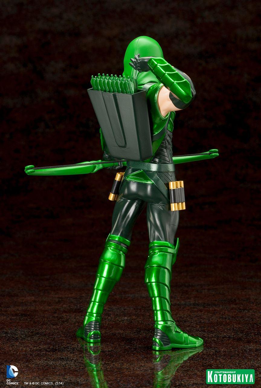 NEW 52 : Green Arrow Kotobukiya-Artfx-Plus-Green-Arrow-New-52-Dc-Comics-02
