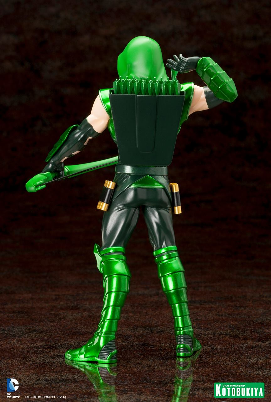 NEW 52 : Green Arrow Kotobukiya-Artfx-Plus-Green-Arrow-New-52-Dc-Comics-06