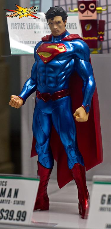 NEW 52 : Superman Kotobukiya-superman_comic_con