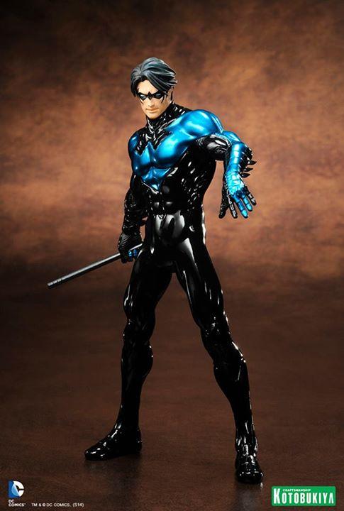 "NEW 52 : Nightwing ""origins"" Nightwing-origins-limited-edition-kotobukiya-artfx-001"