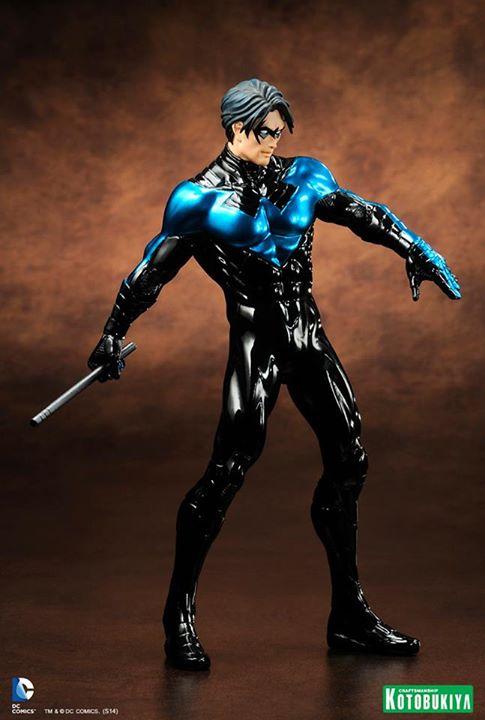 "NEW 52 : Nightwing ""origins"" Nightwing-origins-limited-edition-kotobukiya-artfx-002"