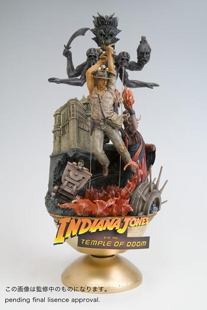 ARTFX THEATER INDIANA JONES and the TEMPLE OF DOOM ARTFX_THEATER_INDIANA_JONES_and_the_TEMPLE_OF_DOOM1
