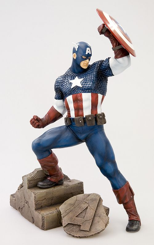 Avengers Reborn - CAPTAIN AMERICA CapteinAmerica_A_front2