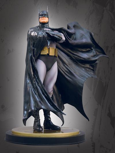 BATMAN: THE DARK CRUSADER MINI STATUE BATMAN_THE_DARK_CRUSADER_MINI_STATUE