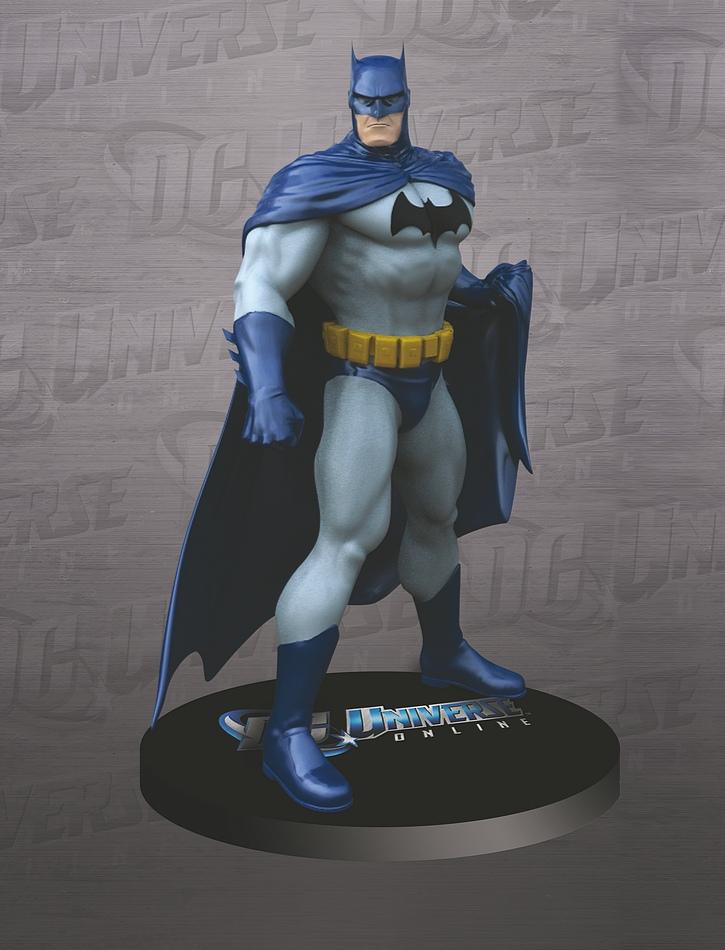 DC UNIVERSE ONLINE STATUE: BATMAN Batman_jim_lee