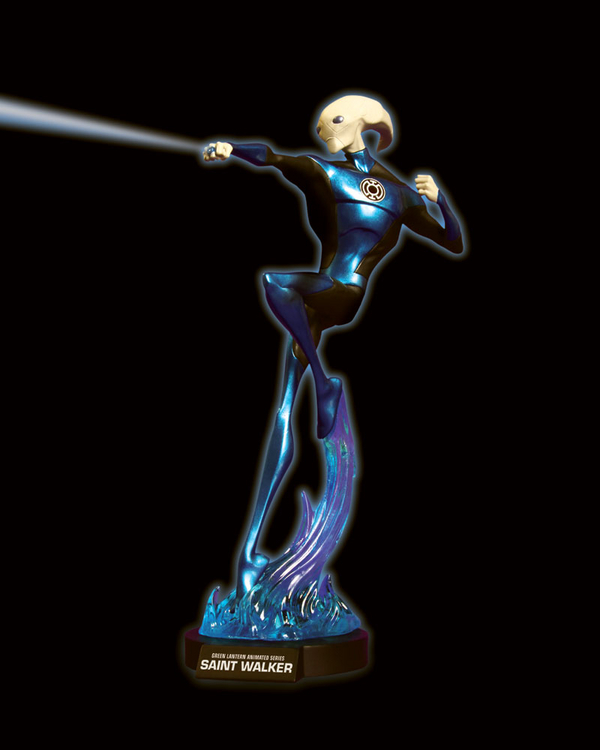 Green Lantern : The Animated Series - Saint Walker Statue  Green_Lantern_-_The_Animated_Series_-_Saint_Walker_Statue