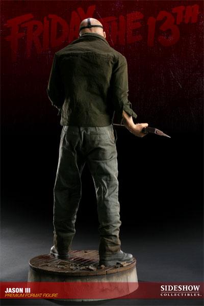 JASON III :'  Friday the 13th ' JASON Premium format Jason-Voorhees-Vendredi-13-Chapitre-3-Sideshow-06