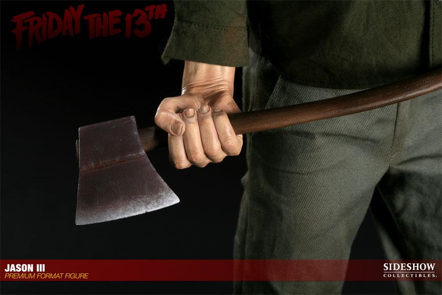 JASON III :'  Friday the 13th ' JASON Premium format Jason-Voorhees-Vendredi-13-Chapitre-3-Sideshow-10