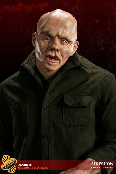 JASON III :'  Friday the 13th ' JASON Premium format Jason-Voorhees-Vendredi-13-Chapitre-3-Sideshow-16