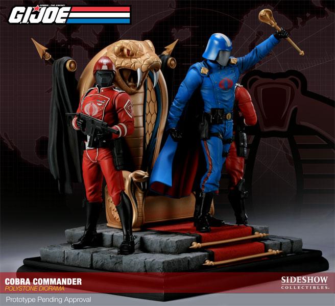 GI Joe (Sideshow) - Page 2 Cobra-commander-sideshow-gi-joe-9