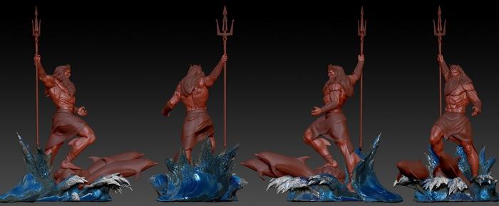 [ARH Studios] Poseidon 1/4 Poseidon_ARH__Copier_