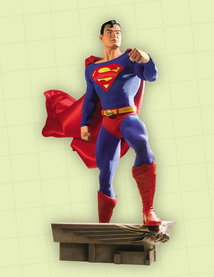 SUPERMAN MUSEUM QUALITY 1/4 SCALE Superman_museum_quality_statue