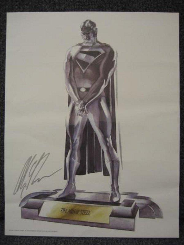 SUPERMAN KINGDOM COME statue par  ALEX  ROSS  /  SHAZAM KINGDOM COME statue par ALEX  ROSS  Art
