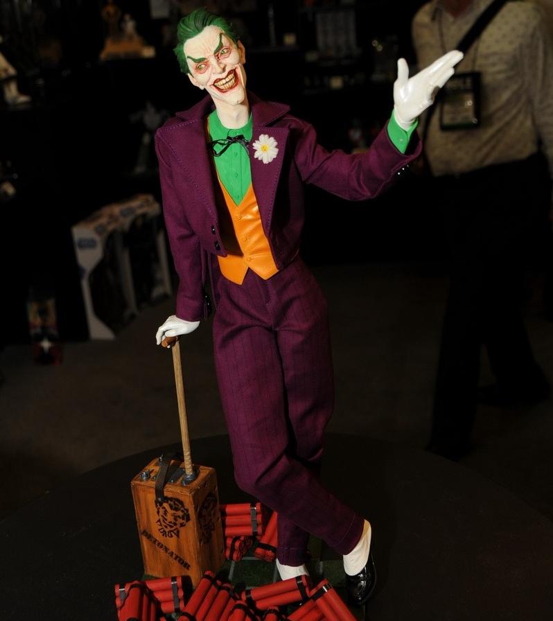 JOKER MUSEUM QUALITY 1/4 SCALE Joker10