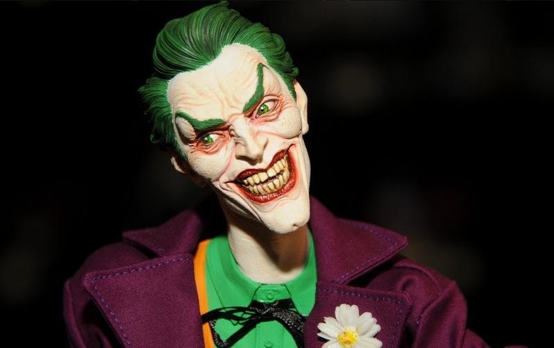 JOKER MUSEUM QUALITY 1/4 SCALE Joker2