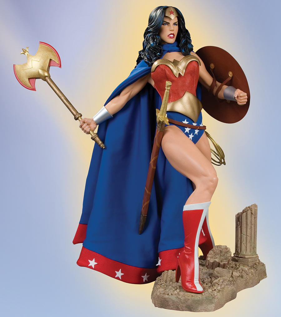 WONDER WOMAN 1:4 SCALE MUSEUM QUALITY STATUE Wonder_woman_museum_quality_2