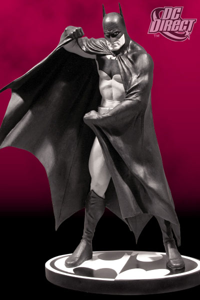 BATMAN BLACK & WHITE #11 : ALEX ROSS Bataman_ross_black_white