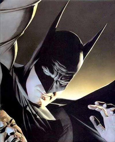 BATMAN BLACK & WHITE #11 : ALEX ROSS Batman2