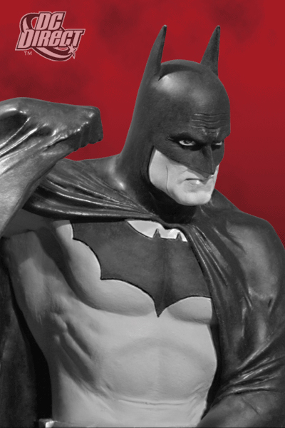 BATMAN BLACK & WHITE #11 : ALEX ROSS Batman_ross_black_white_1