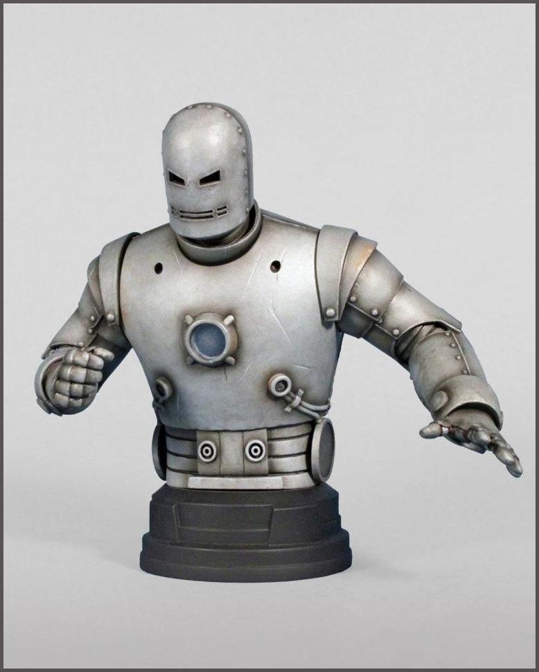 IRON MAN MARK I MINI BUST GENTLE GIANT Iron_Man_Mark_1__mini_bust_gentle_giant