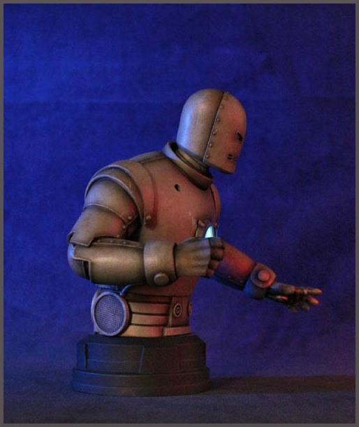 IRON MAN MARK I MINI BUST GENTLE GIANT Iron_Man_Mark_1__mini_bust_gentle_giant__5