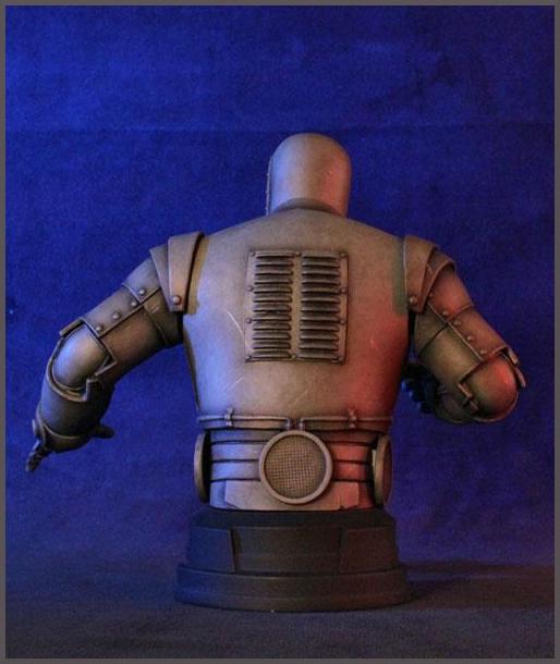 IRON MAN MARK I MINI BUST GENTLE GIANT Iron_Man_Mark_1__mini_bust_gentle_giant__6