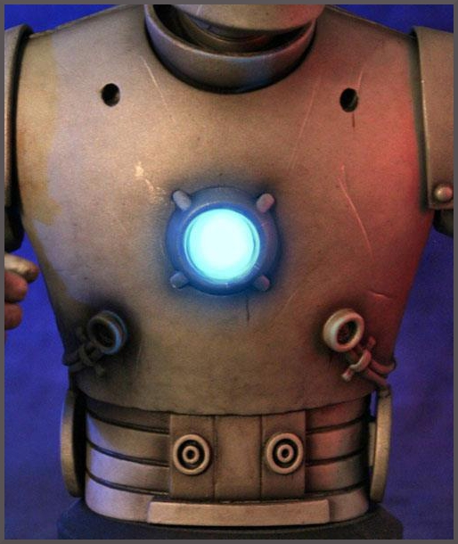 IRON MAN MARK I MINI BUST GENTLE GIANT Iron_Man_Mark_1__mini_bust_gentle_giant__9