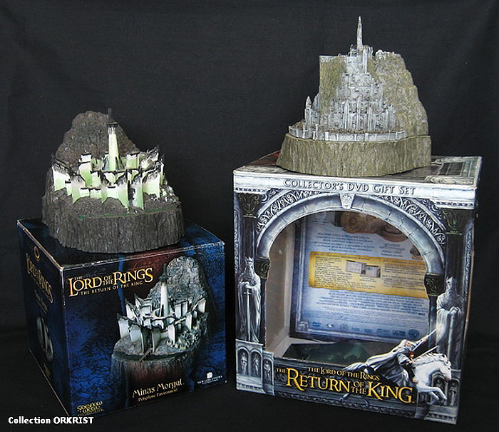MINAS TIRITH ENVIRONMENT (DVD COLLECTOR BOX SET) MINAS_TIRITH_ENVIRONMENT_WETA.04