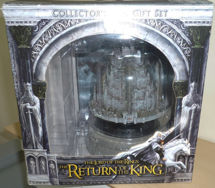 MINAS TIRITH ENVIRONMENT (DVD COLLECTOR BOX SET) MINAS_TIRITH_ENVIRONMENT_WETA.07