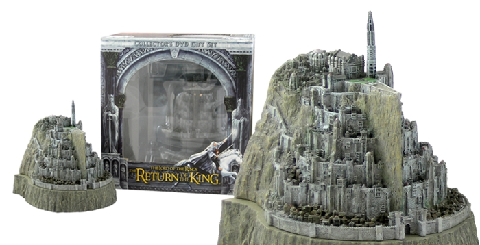 MINAS TIRITH ENVIRONMENT (DVD COLLECTOR BOX SET) MINAS_TIRITH_ENVIRONMENT_WETA.25
