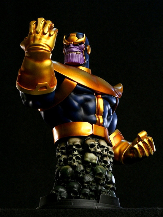 THANOS MINI BUST GENTLE GIANT EXCLUSIVE SDCC 212 Thanos_bust__bowen