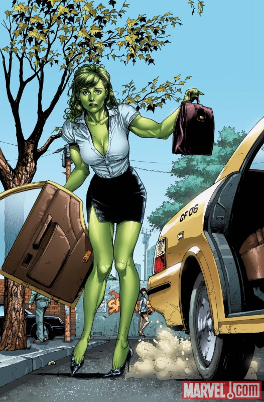 L'artiste cover Marvel du mois SHE_HULK_SENSATIONAL