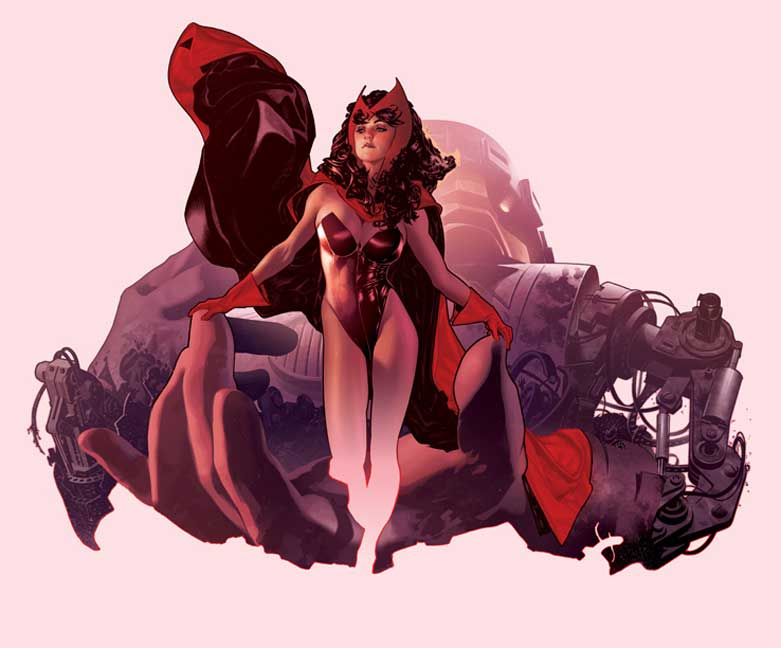 Depuis le temps - Page 2 Scarlet_Witch_by_AdamHughes