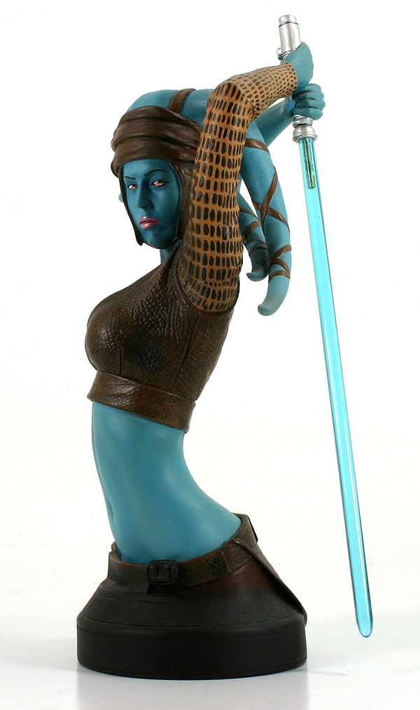 STAR WARS: AAYLA SECURA AOTC MINI BUST AAYLA_SECURA_GENTLE_GIANT_MINI_BUST_05