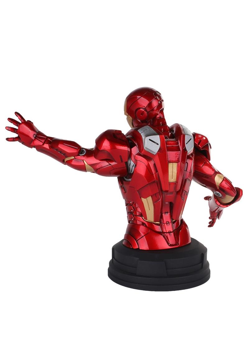 IRON MAN DELUXE MARK VII MINI BUST GENTLE GIANT Avengers_Iron_Man_Deluxe_mark_VII_Mini_Bust__02__Copier_
