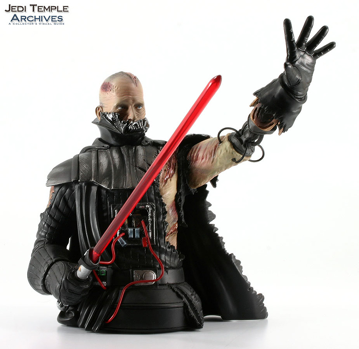 STAR WARS: DARTH VADER THE FORCE UNLEASHED MINI BUST DARTH_VADER_FORCE_UNLEASHED_BUST_02