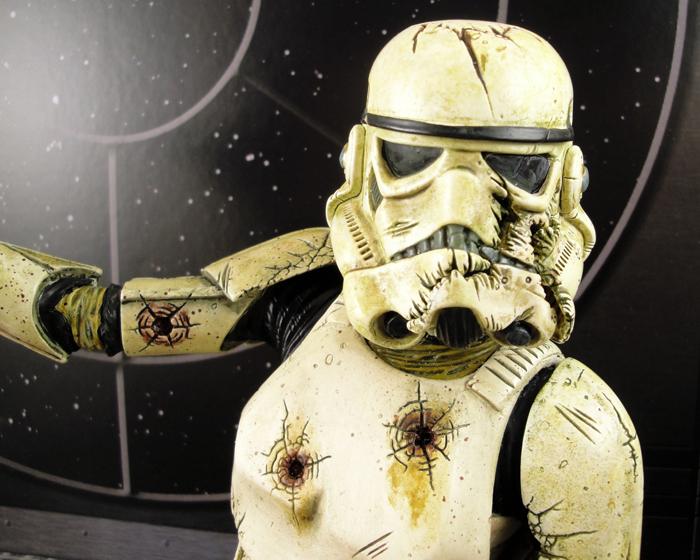 STAR WARS: DEATH TROOPER DELUXE PGM MINI BUST DEATHTROOPER_DELUXE_PGM__MINI__BUST_02HD