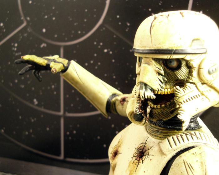 STAR WARS: DEATH TROOPER DELUXE PGM MINI BUST DEATHTROOPER_DELUXE_PGM__MINI__BUST_03HD
