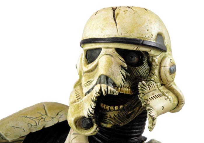 STAR WARS: DEATH TROOPER DELUXE PGM MINI BUST DEATHTROOPER_DELUXE_PGM__MINI__BUST_05