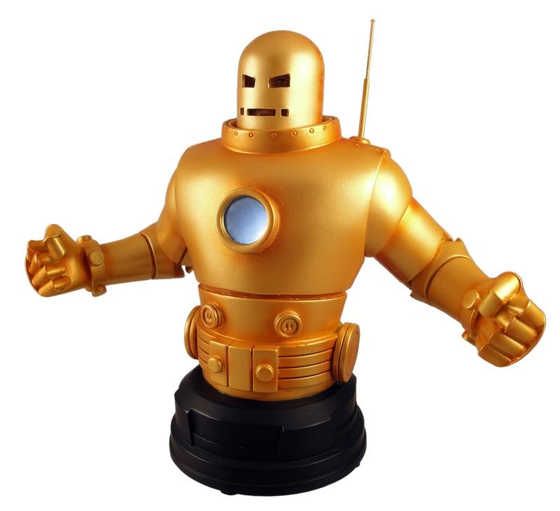 IRON- MAN  MARK II GOLD ARMOR MINI BUST GENTLE GIANT IRON-_MAN__MARK_II_GOLD_ARMOR_MINI_BUST_GENTLE_GIANT_01__Copier_